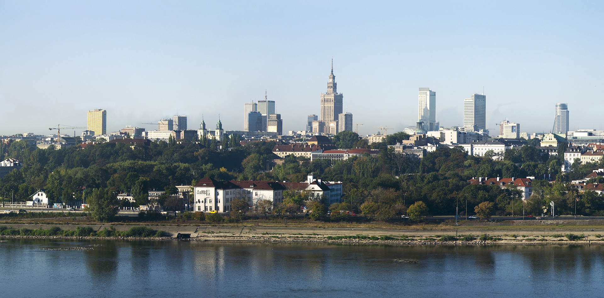 Warsaw and North-East Poland