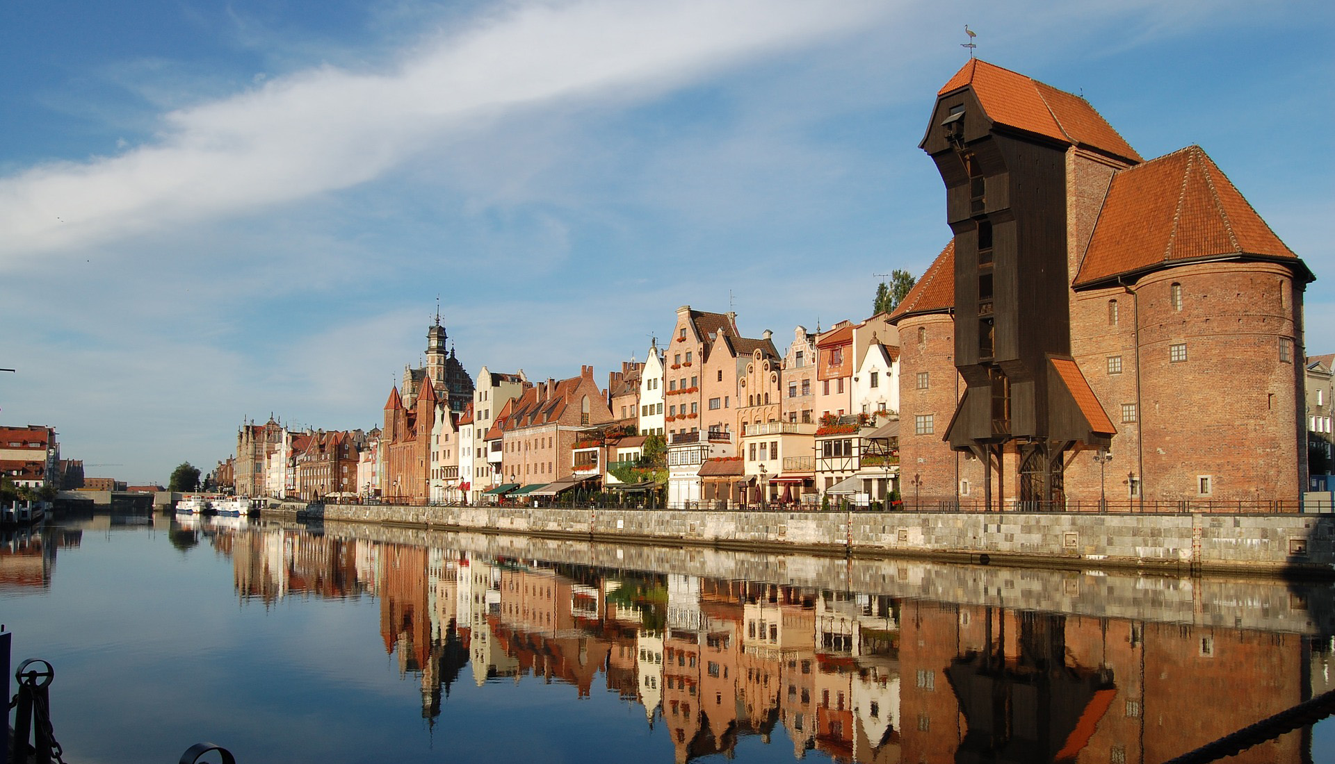Gdansk and North-West Poland