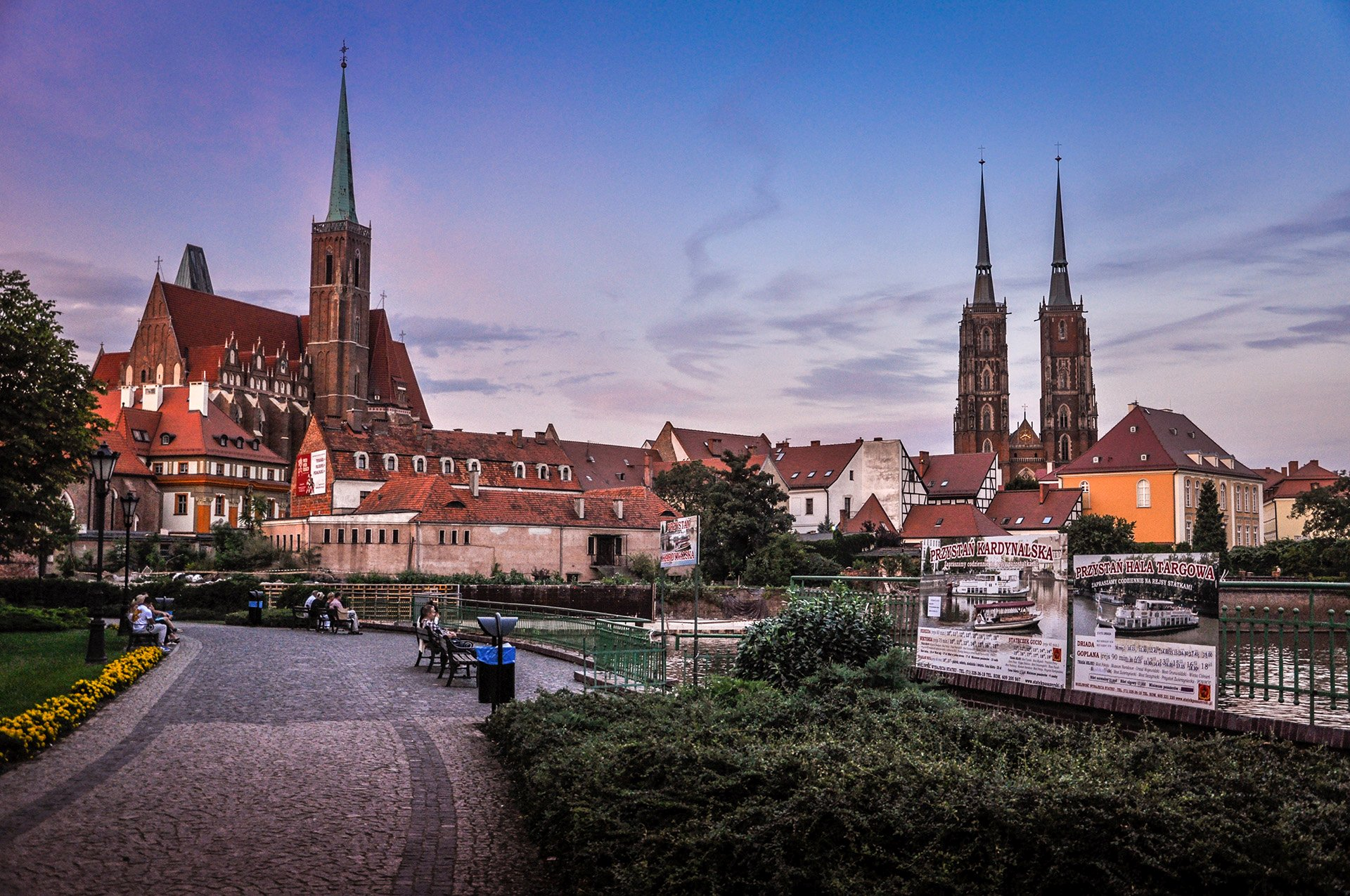 Wroclaw and South-West Poland