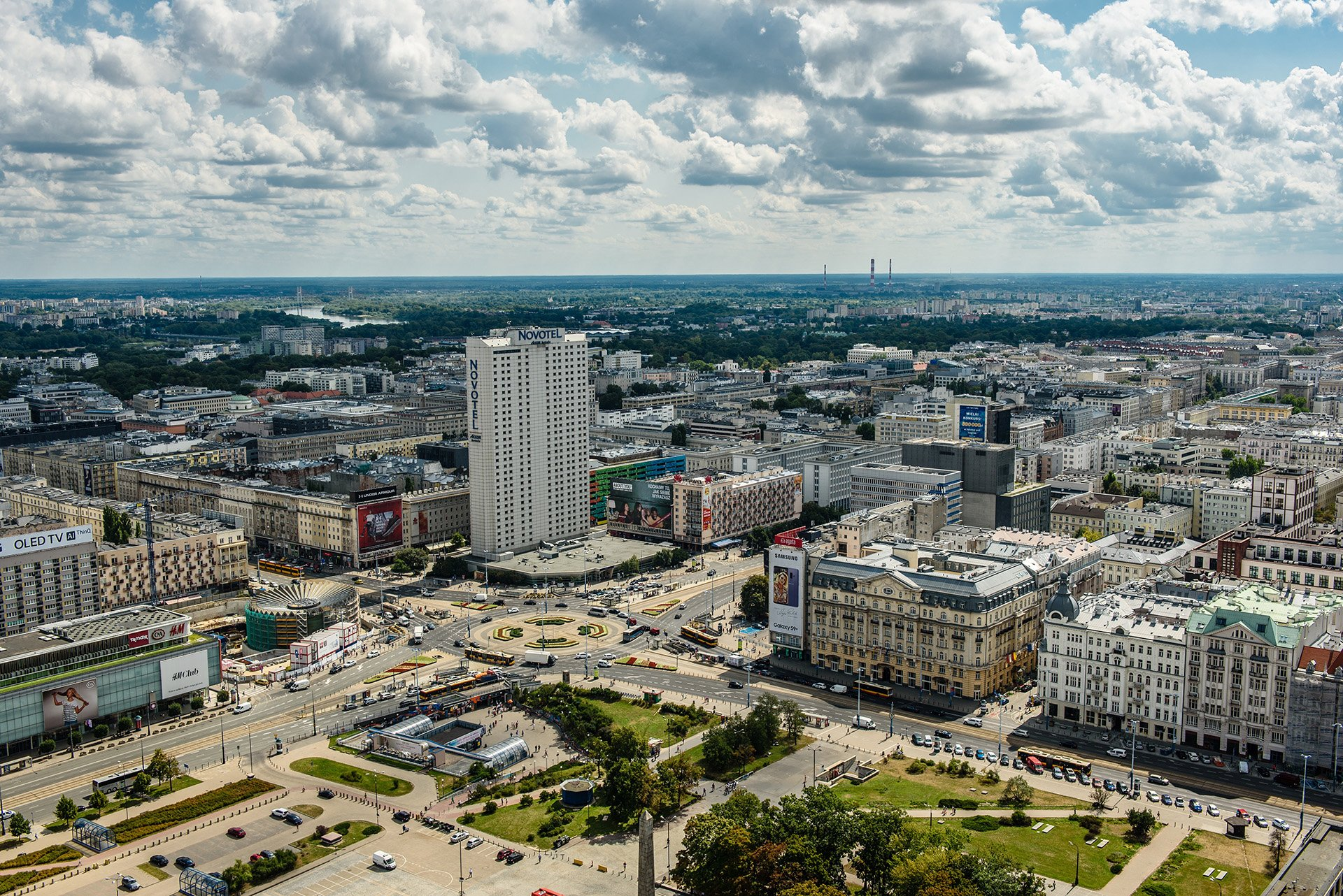 Around Poland