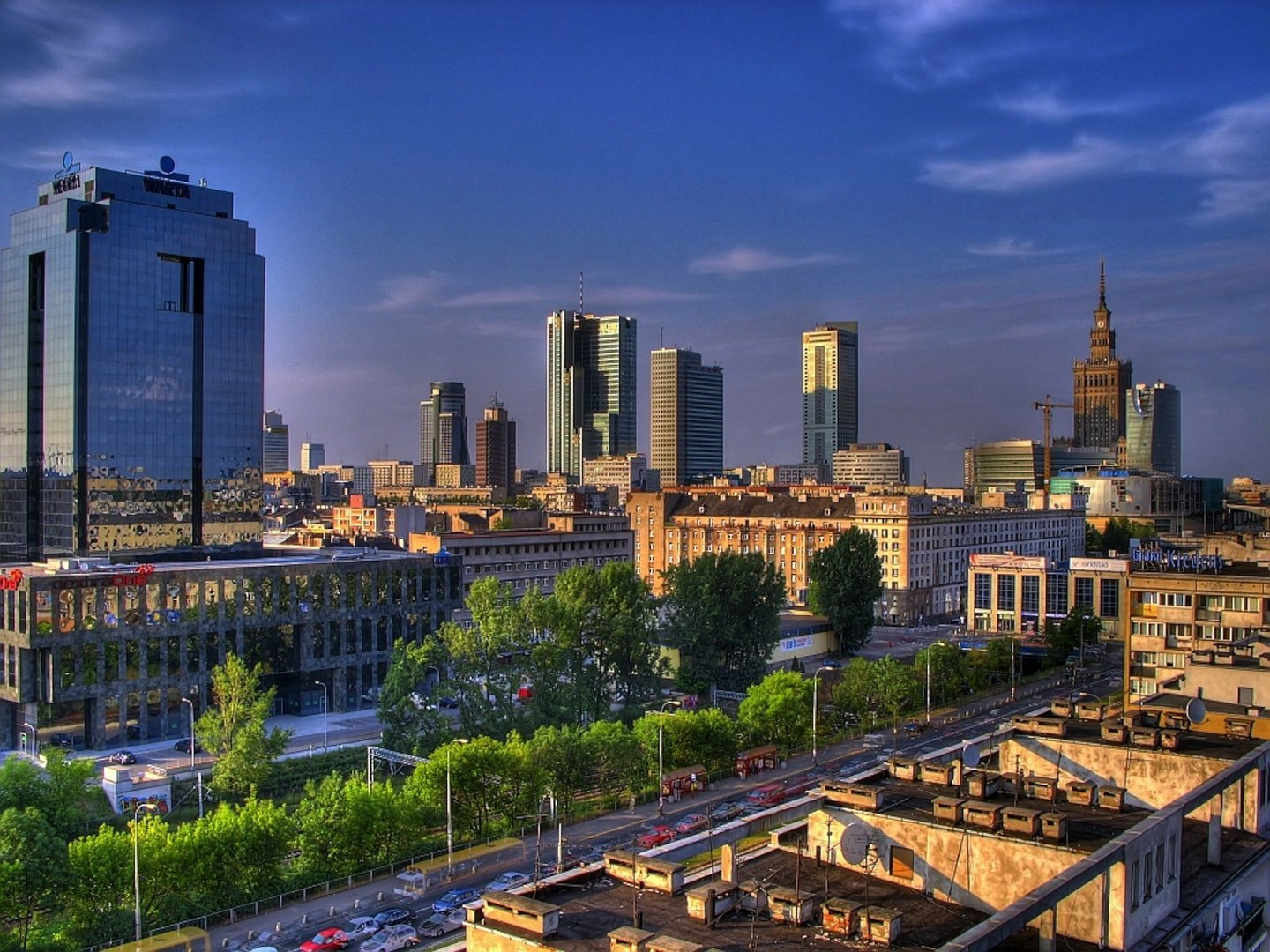 Allure of Polish Capital for Teenagers