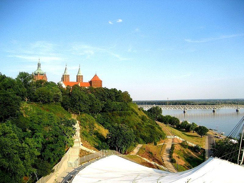 Tumskie Hill, Płock