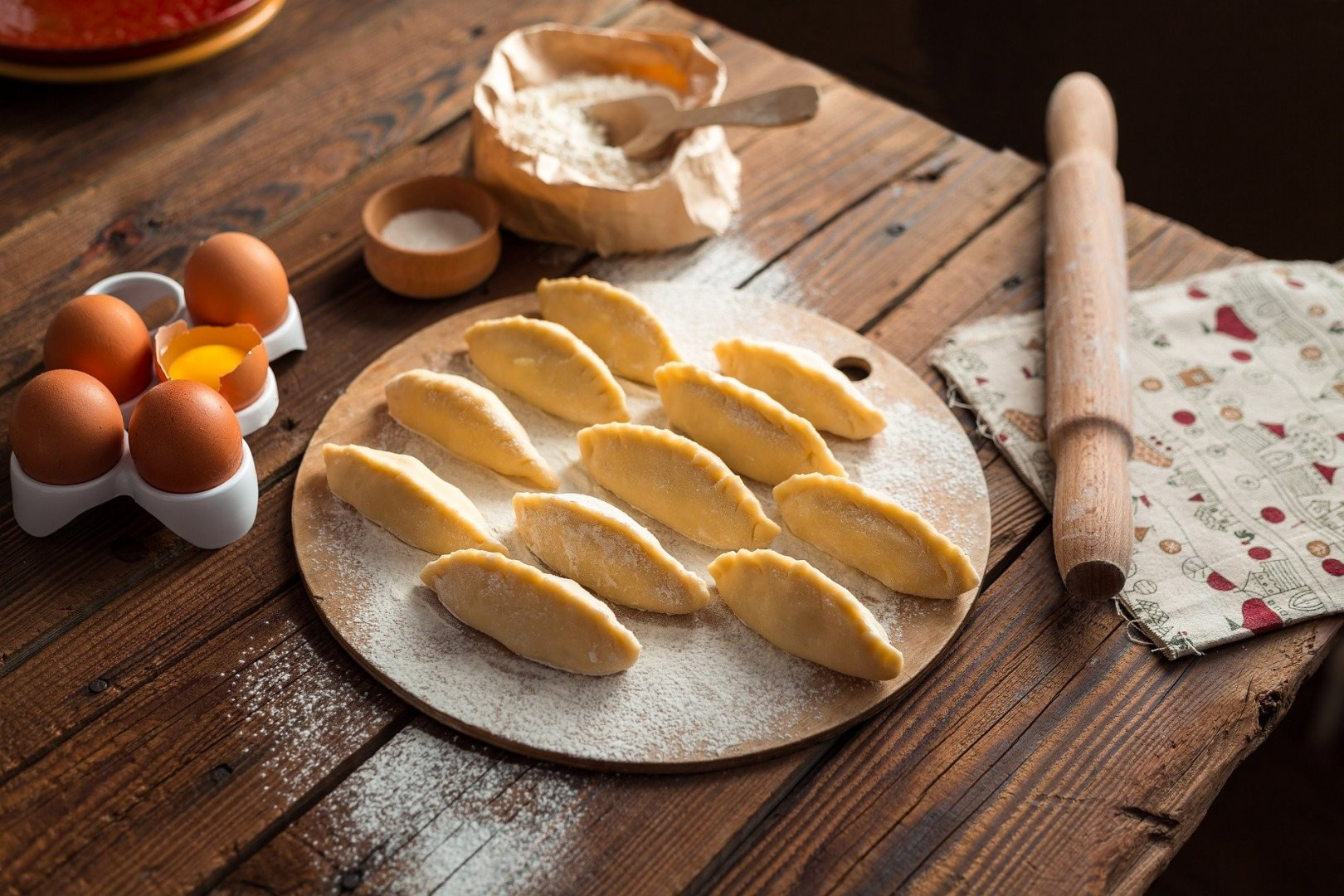 Food tasting and workshops in Poland