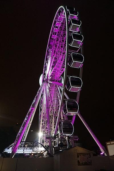 AmberSky Observation Ferris Wheel, Gdansk