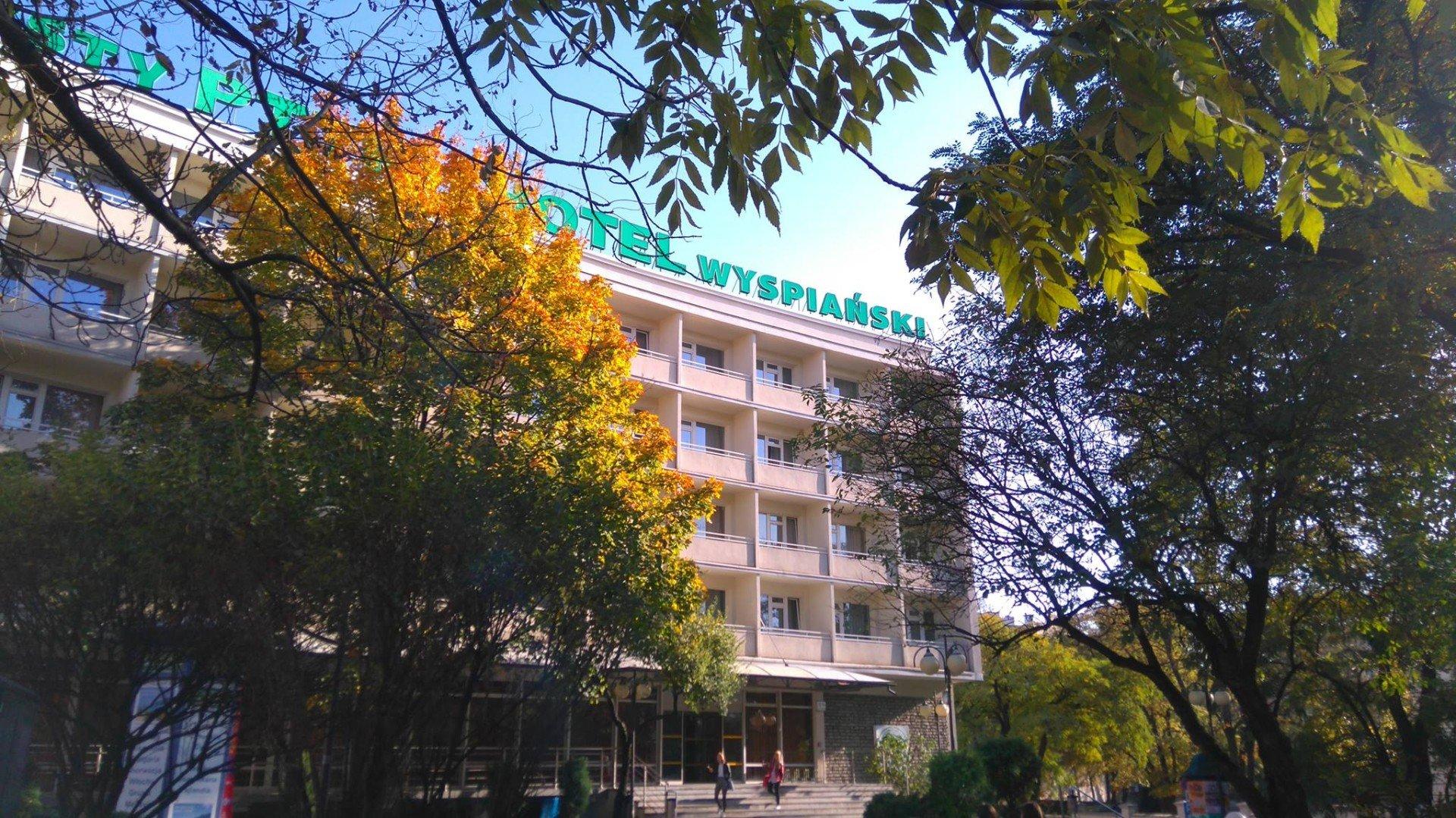 Wyspiański Hotel