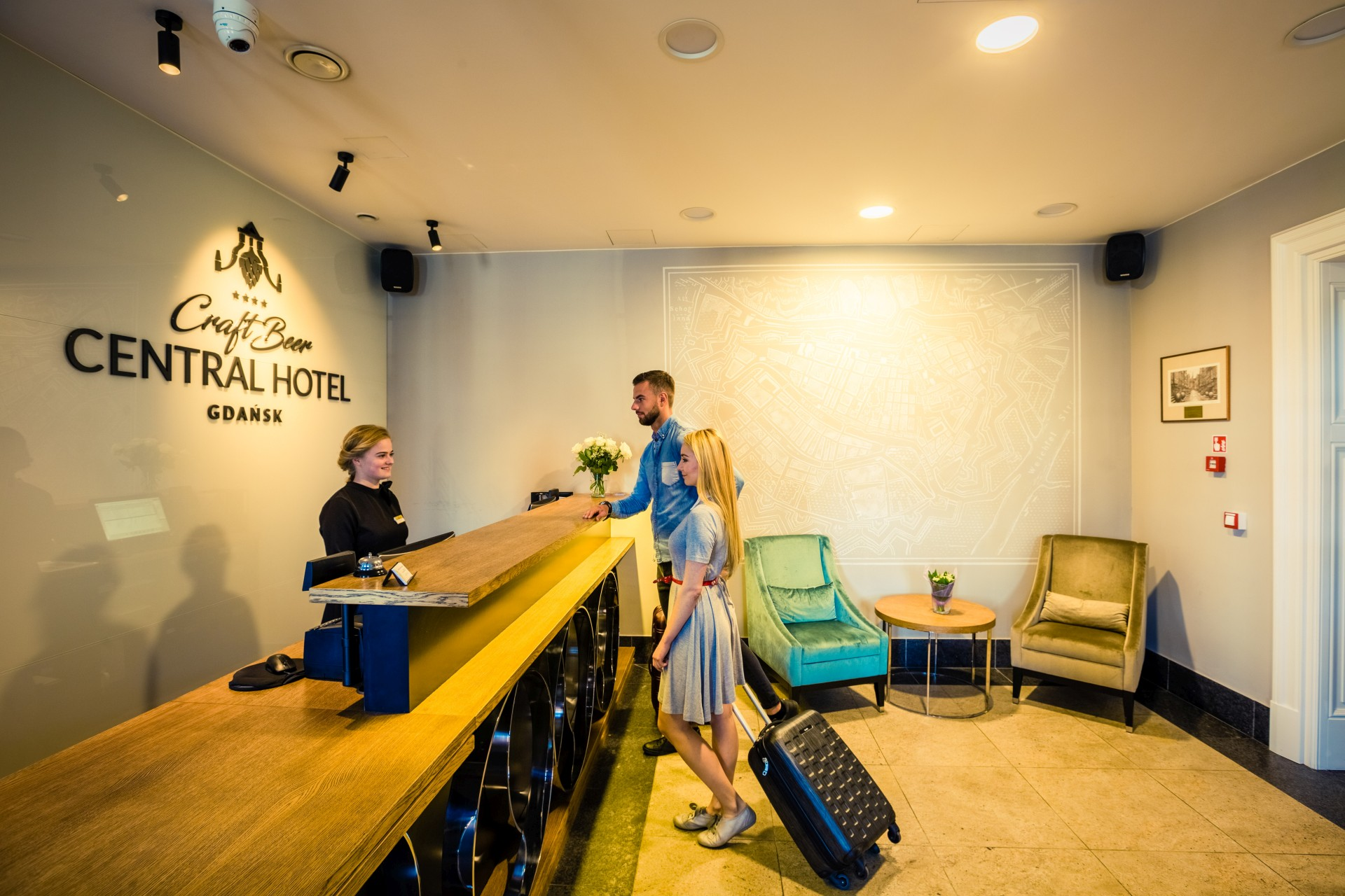 Craft Beer Central Hotel
