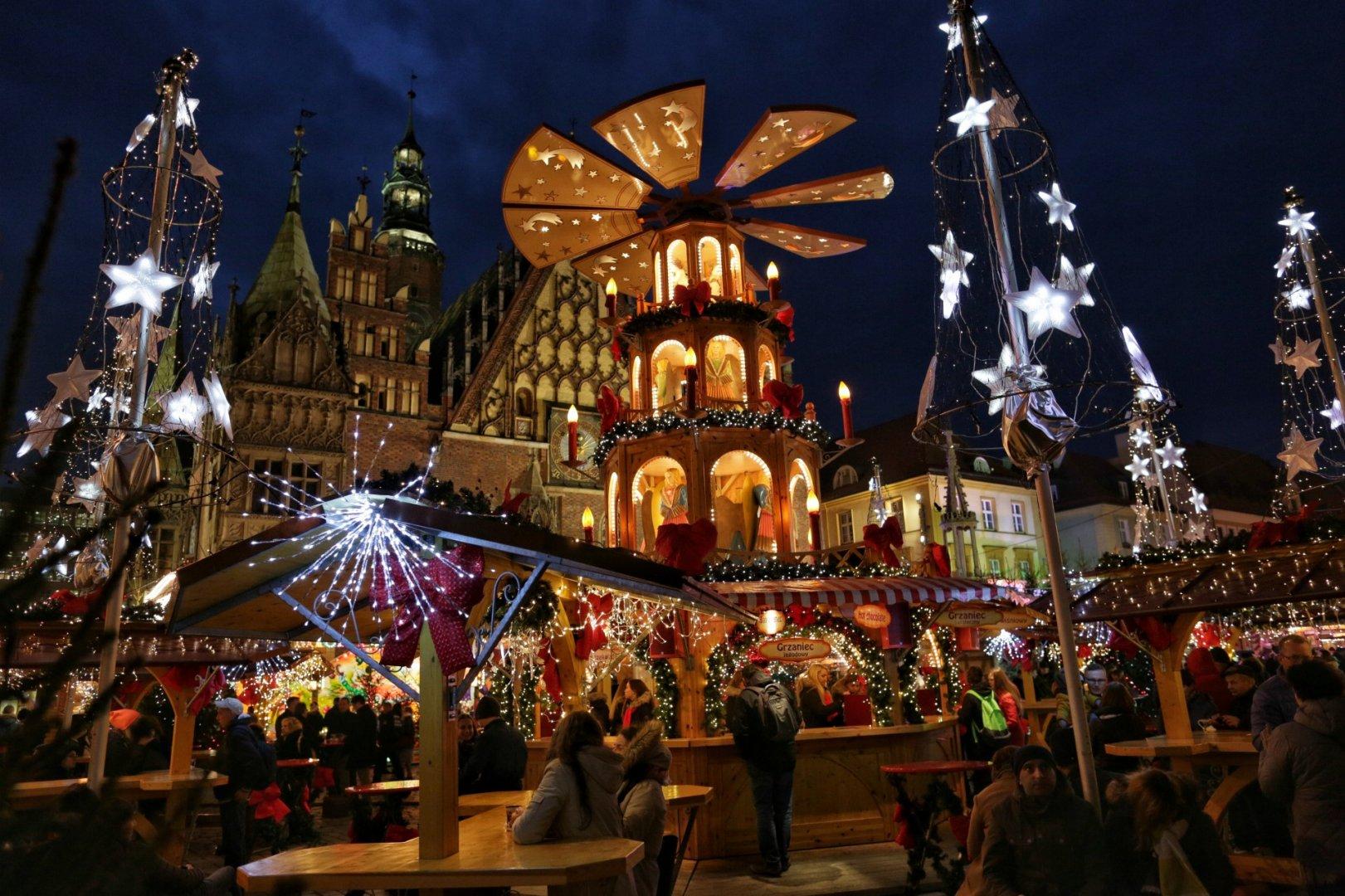 Christmas Season in Wrocław