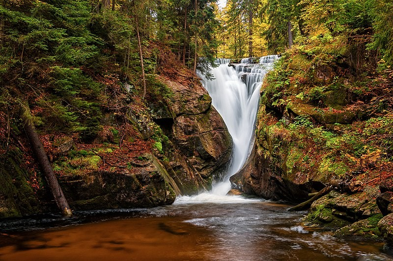 Short guide to Polish waterfalls