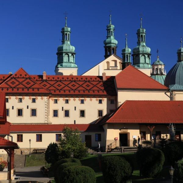 Catholic pilgrimage sites in Poland