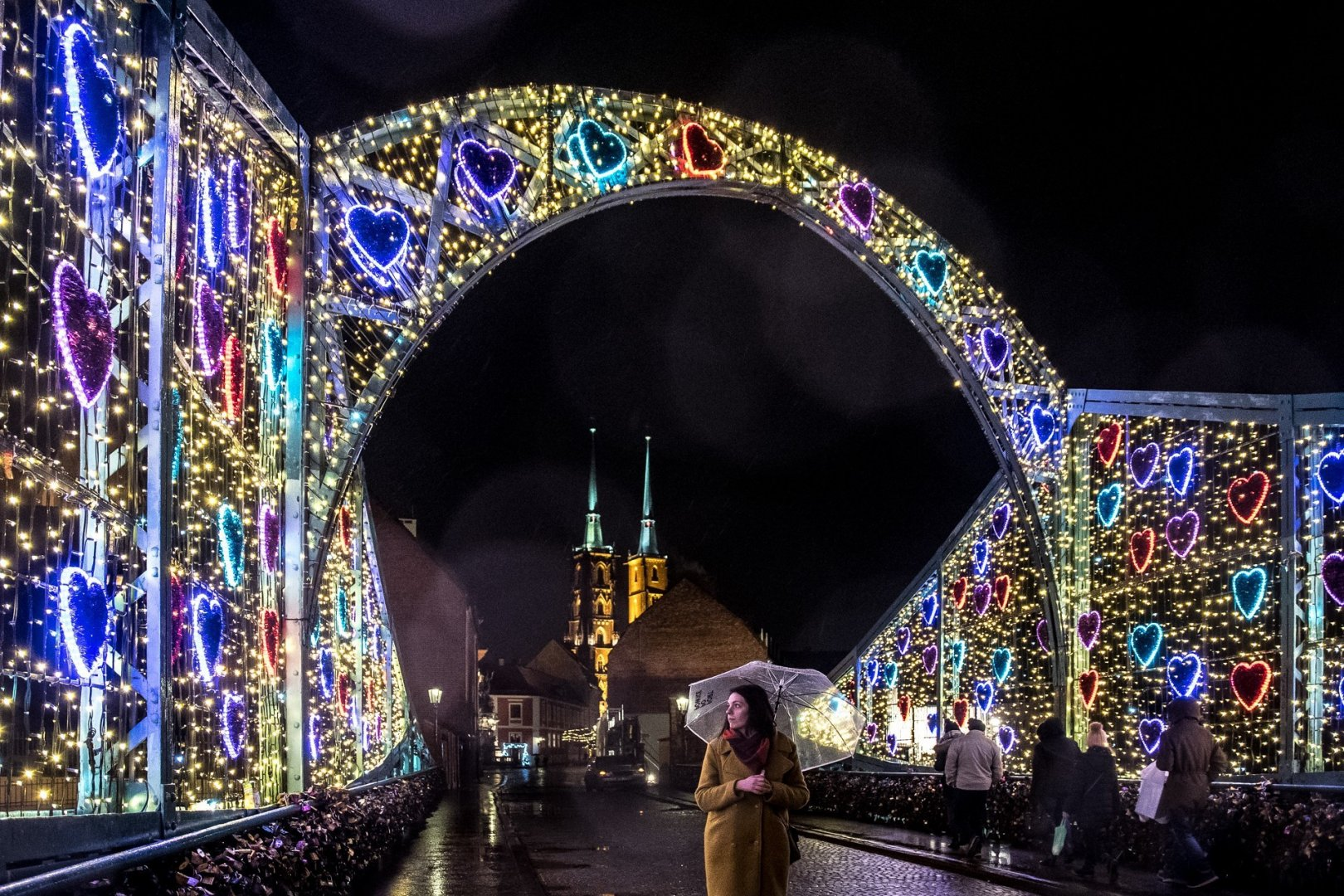 What should you see in Wroclaw in winter?