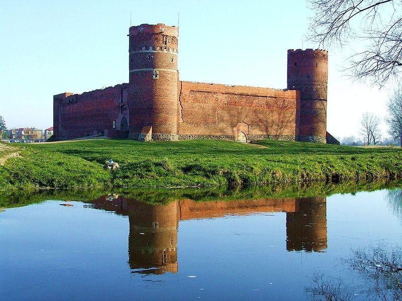 Ciechanów Castle