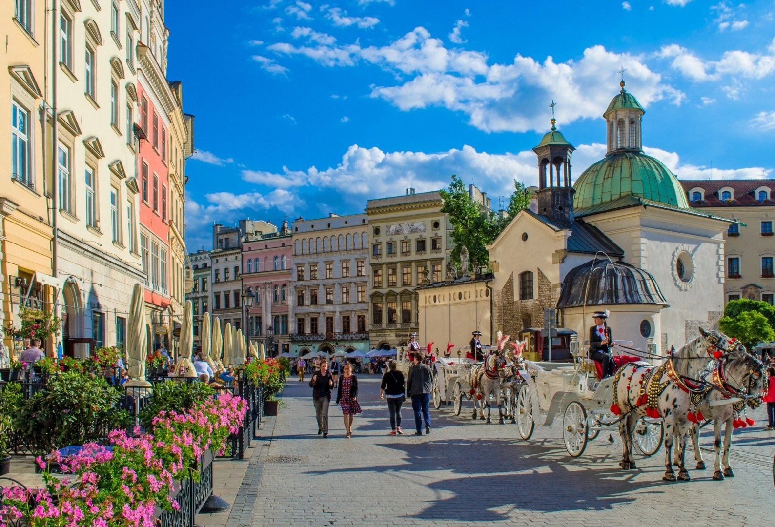 Krakow Old Town – Main Attractions