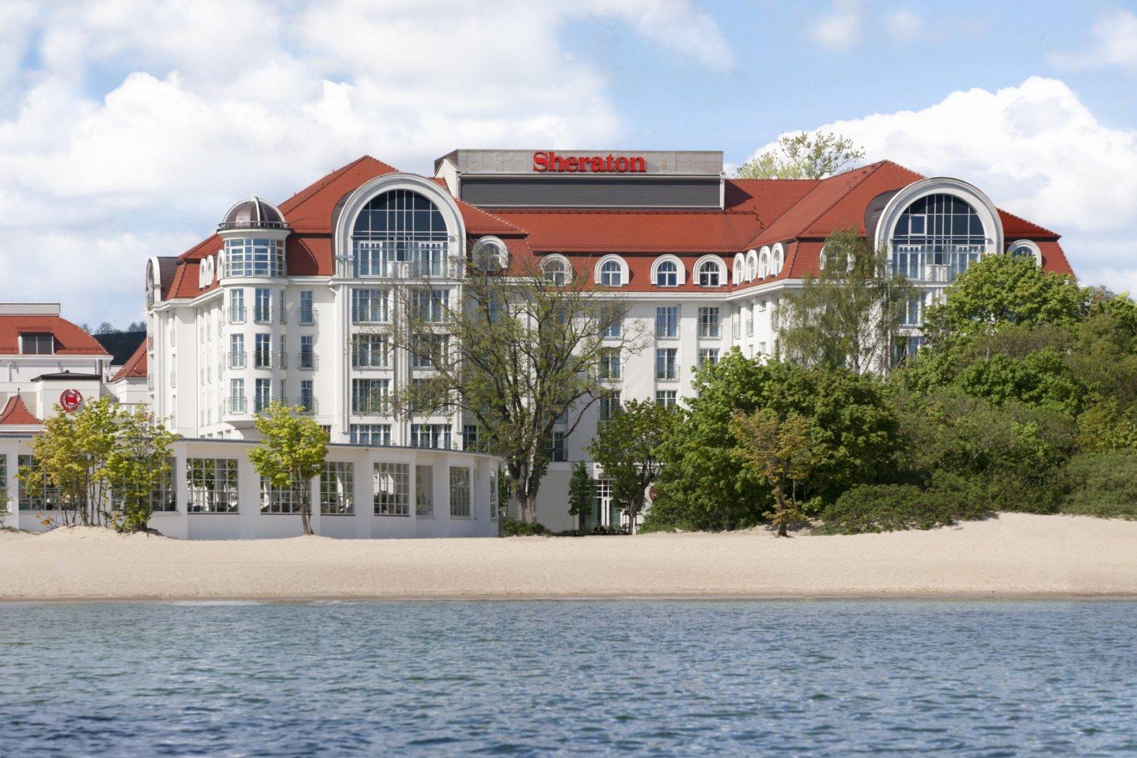 Sheraton Hotel - Sopot