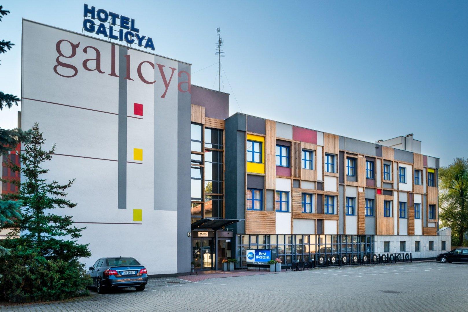Best Western Galicya Hotel