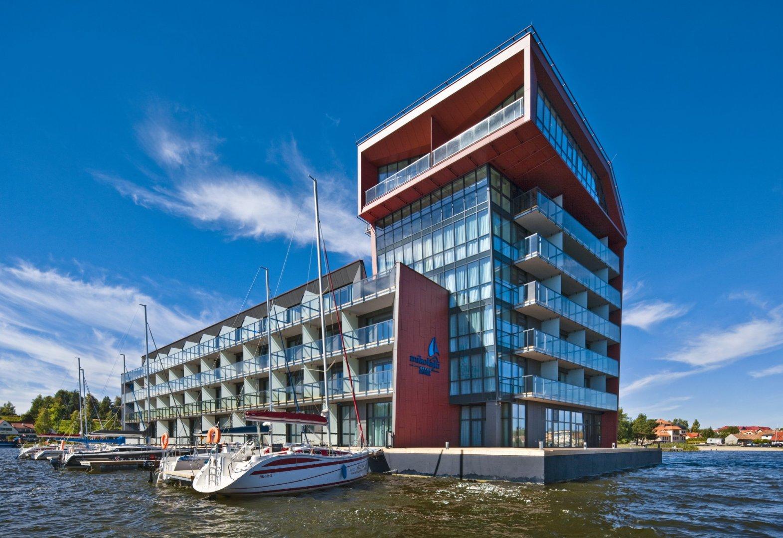 Mikołajki Leisure & SPA Hotel - Mikołajki