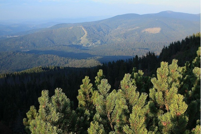 Beskidy Mountains attractions