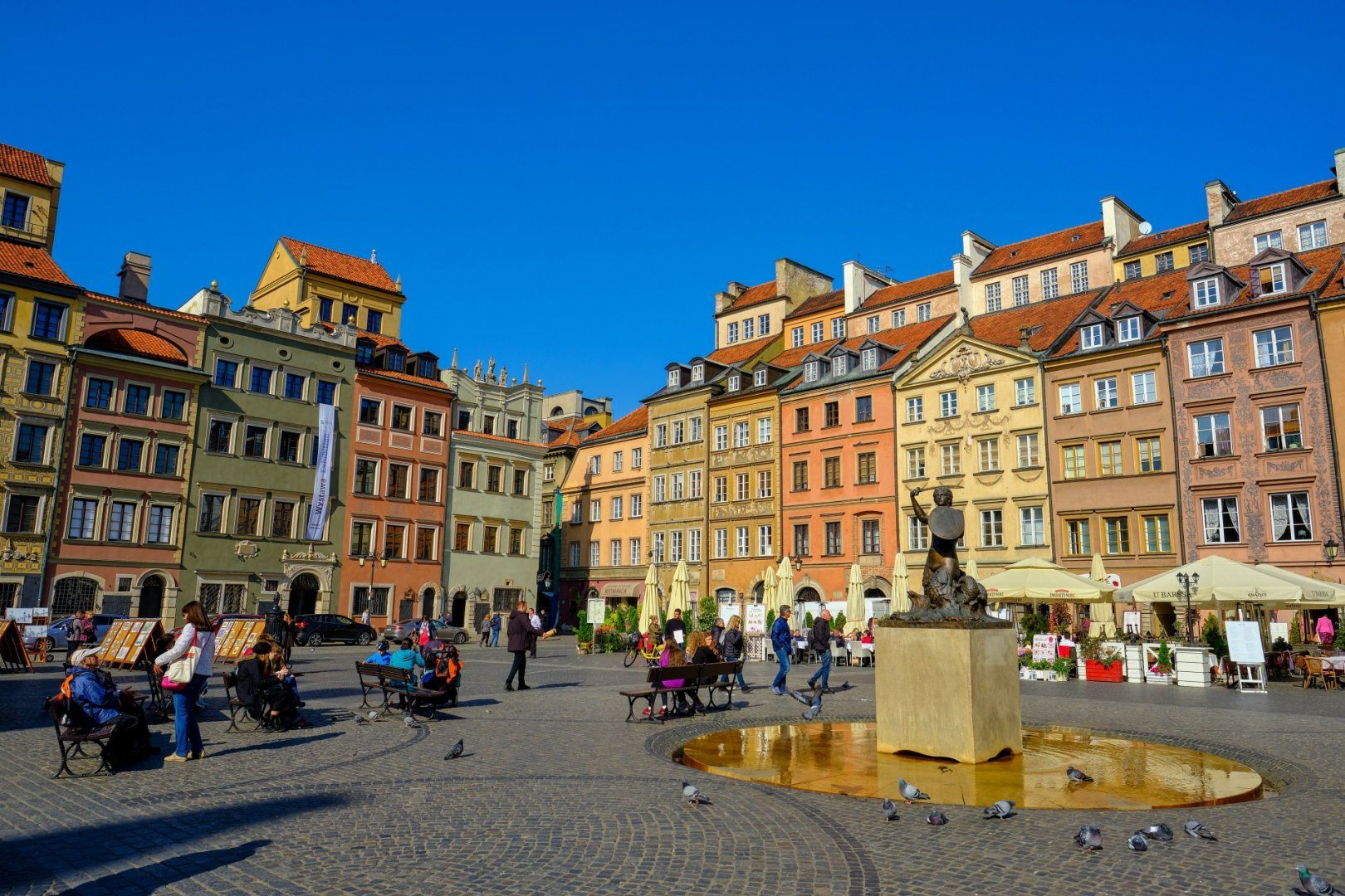15 Top Warsaw Attractions