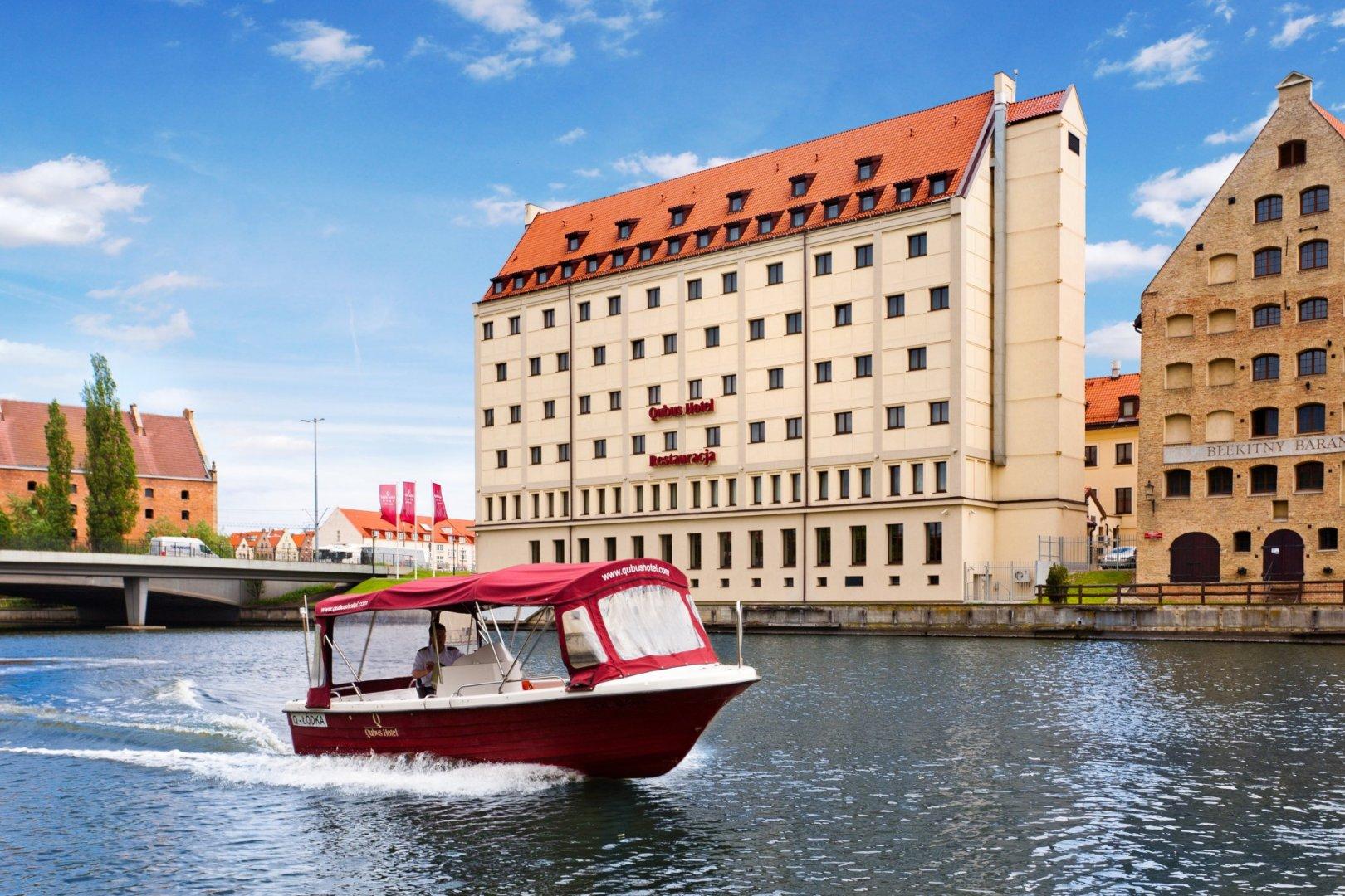 Qubus Gdańsk Hotel