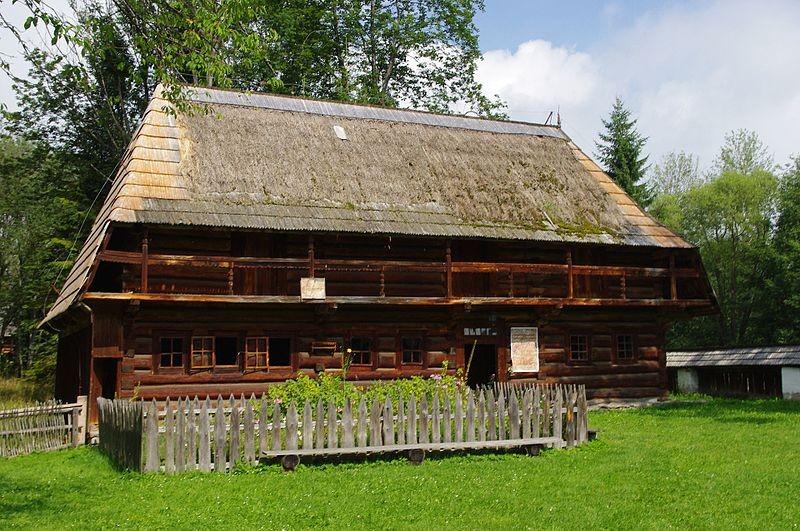 Museum - Orawa Ethnographic Park in Zubrzyca Górna