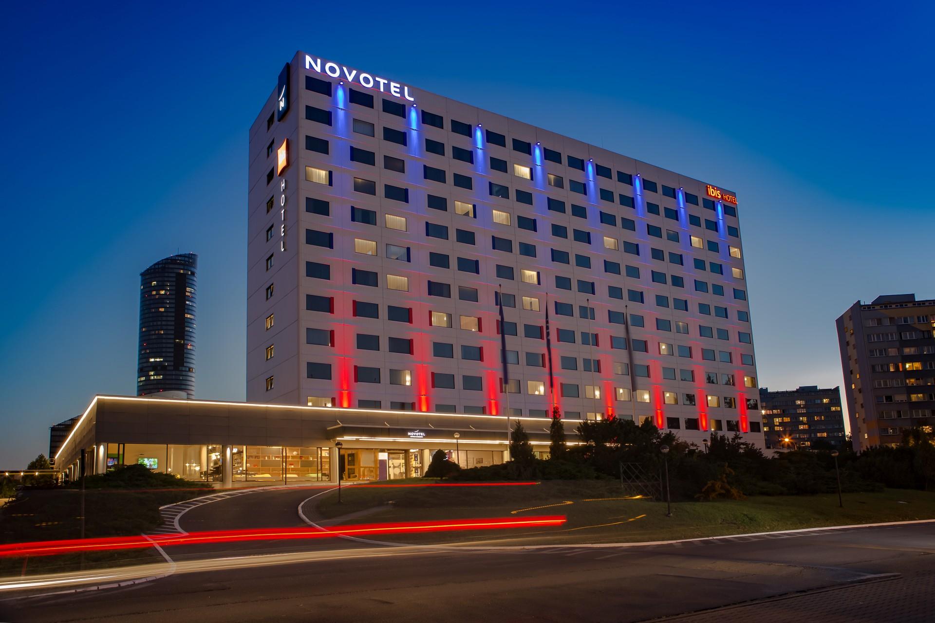 Novotel Wrocław Centrum Hotel