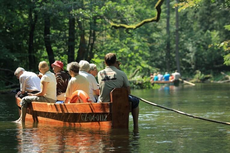 River Rafting Krutynia River