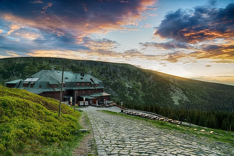 Charm of Karkonosze Mountain Range