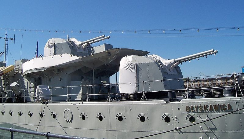 Museum Ship The Gift of Pomerania