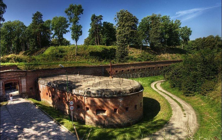 Masuria Fortifications Trail