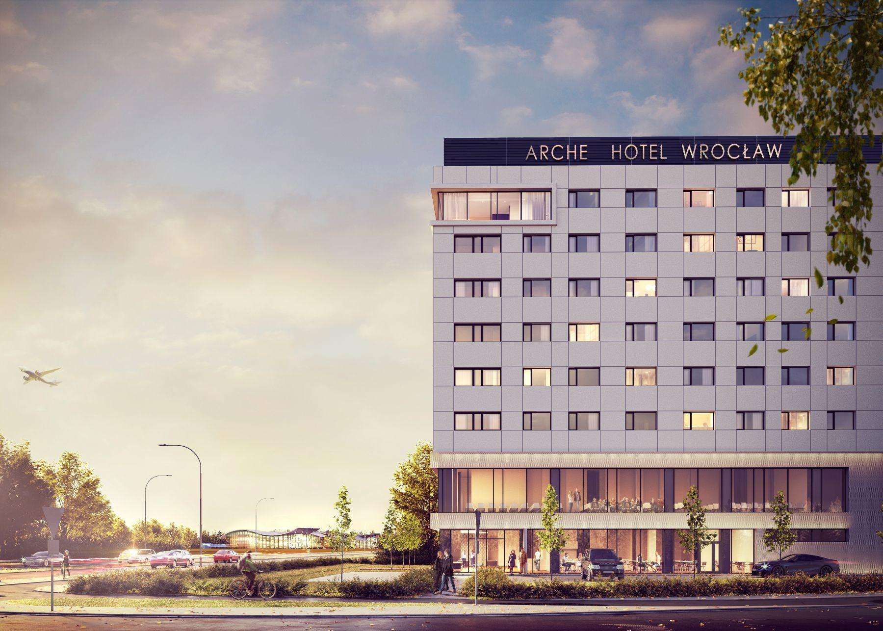 Arche Hotel Wrocław