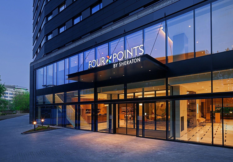 Four Points by Sheraton Warsaw Mokotów Hotel