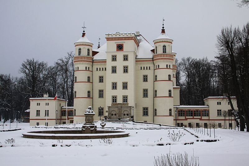 The Valley of Palaces and Gardens