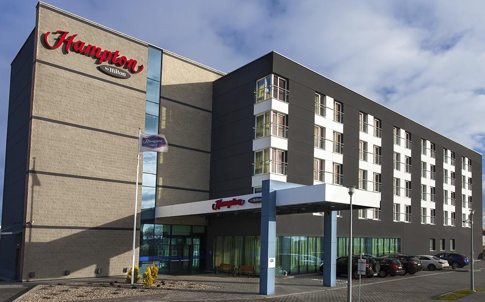 Hampton by Hilton Gdańsk Airport Hotel