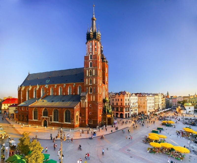 Cracow UNESCO Highlights (3 days)