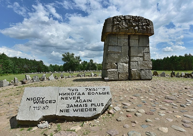 Treblinka Nazi-German Extermination Camp