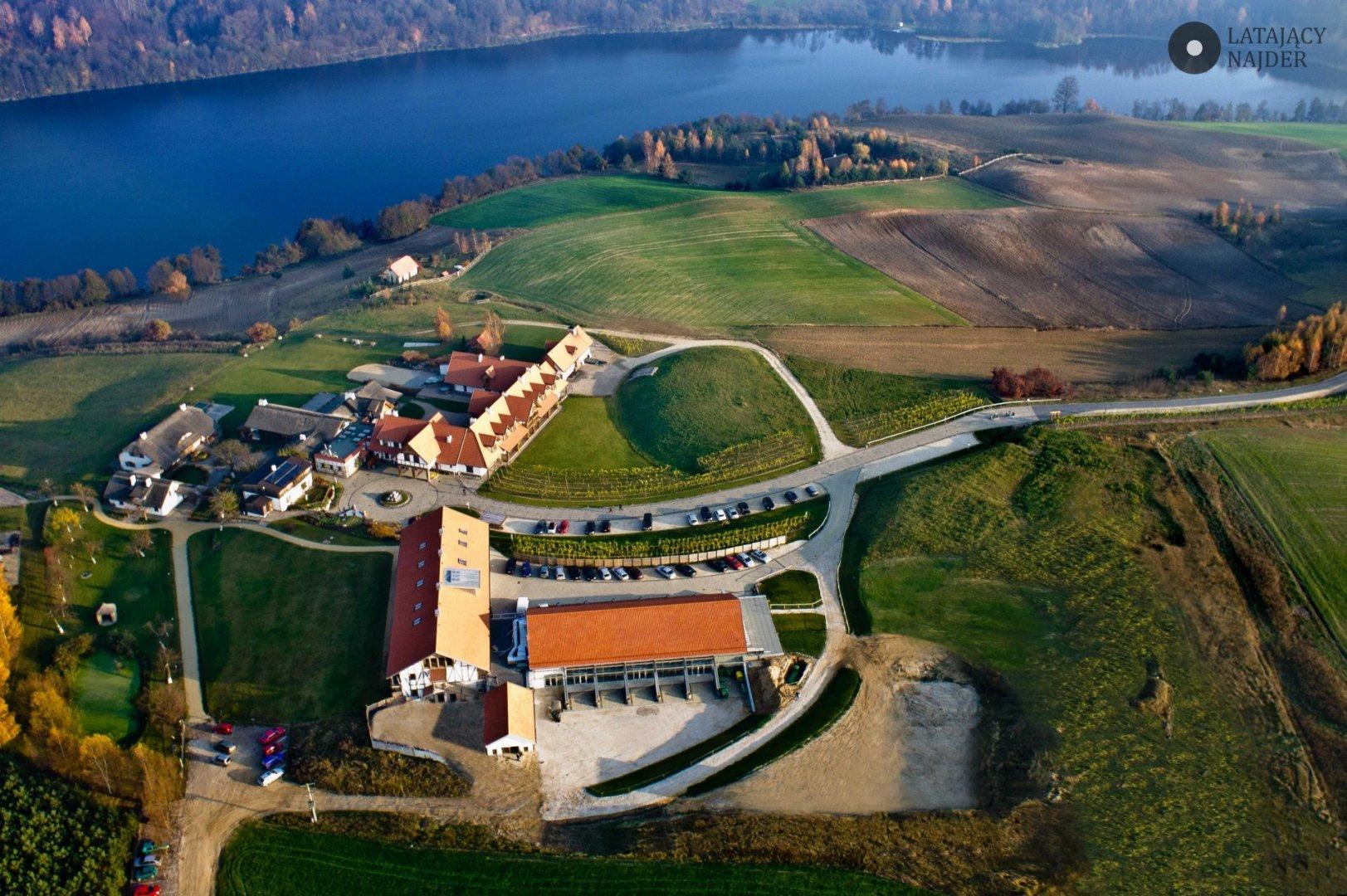 Głęboczek Vine Resort&SPA - Brzozie