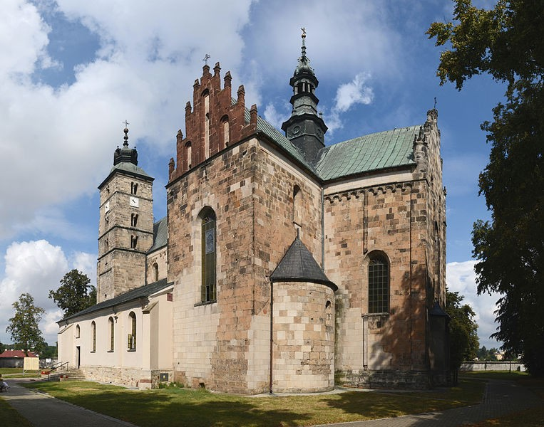 St. Martin's Collegiate Church, Opatów