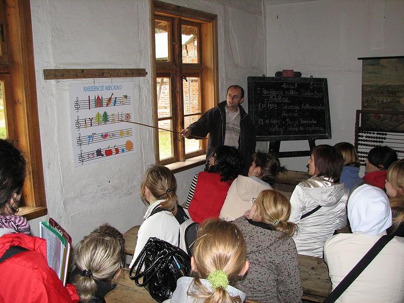 Tourist Attractions of Kaszuby Region