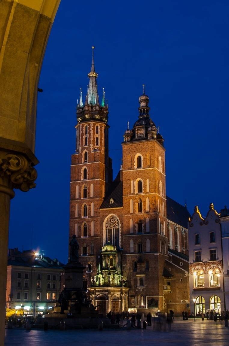 Christmas Magnetism of Kraków