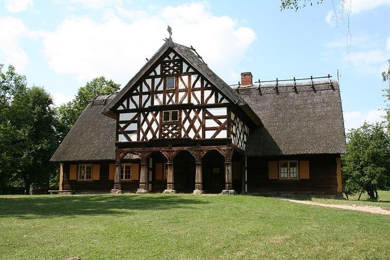 The Museum of Folk Architecture - Ethnographic Park in Olsztynek