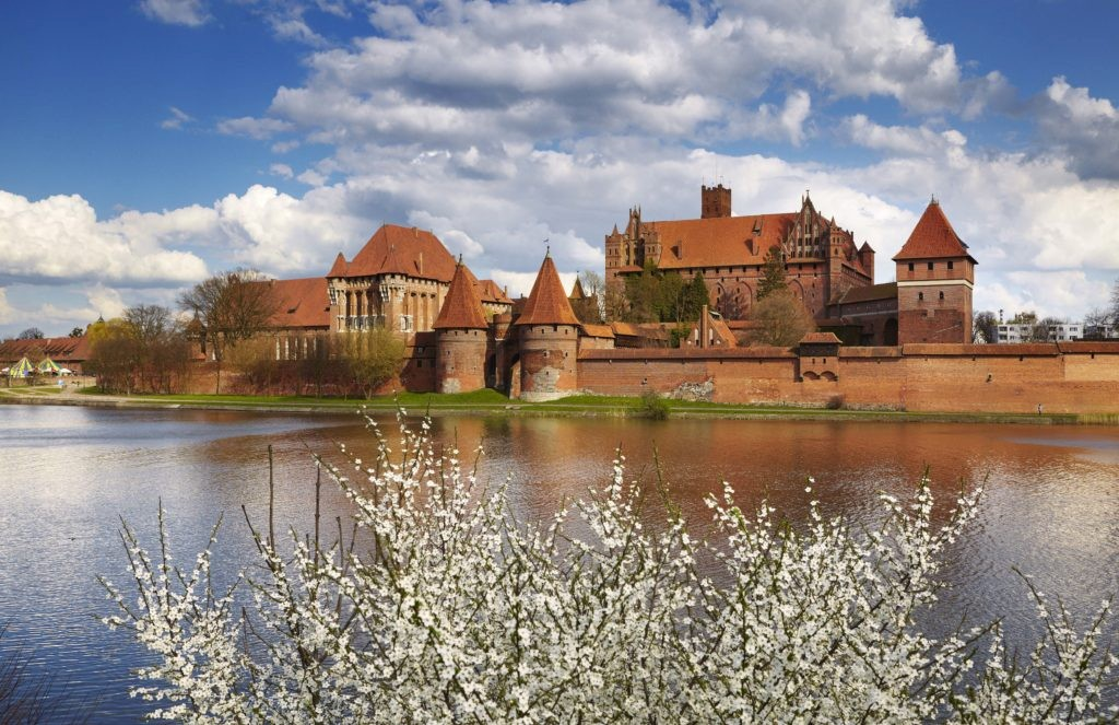 Teutonic Knights Malbork Castle