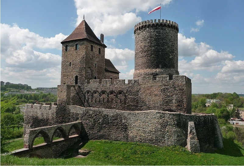 Medieval tourist attractions in Poland