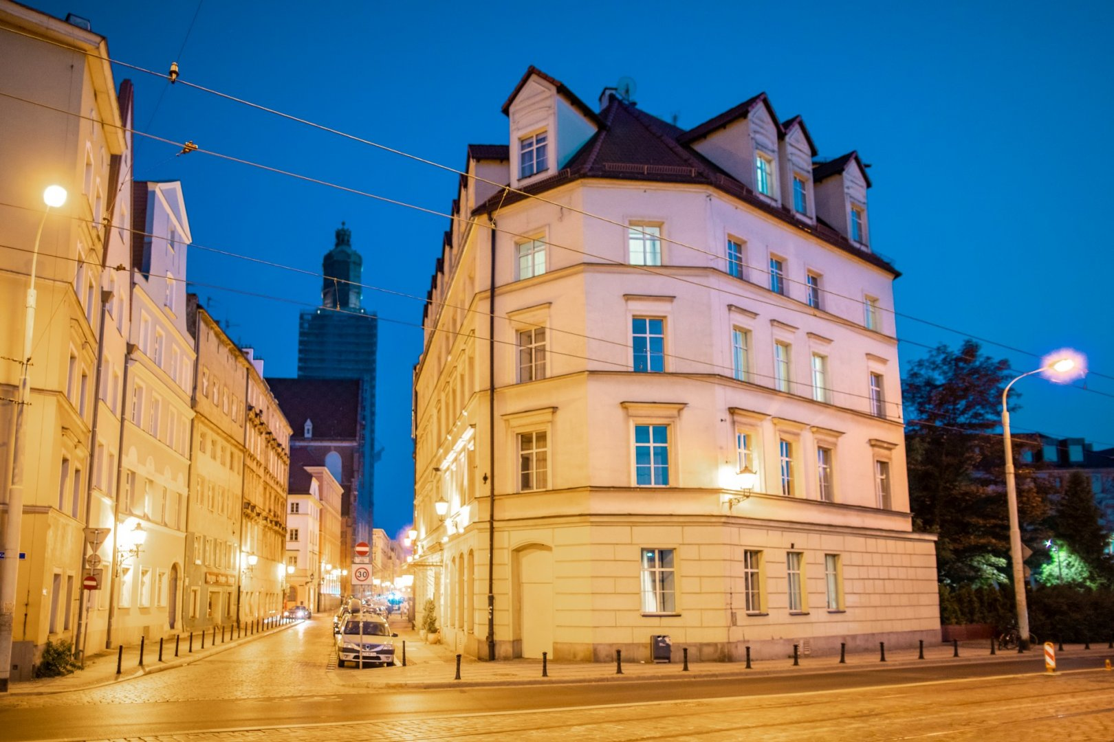 Best Western Prima Wrocław Hotel