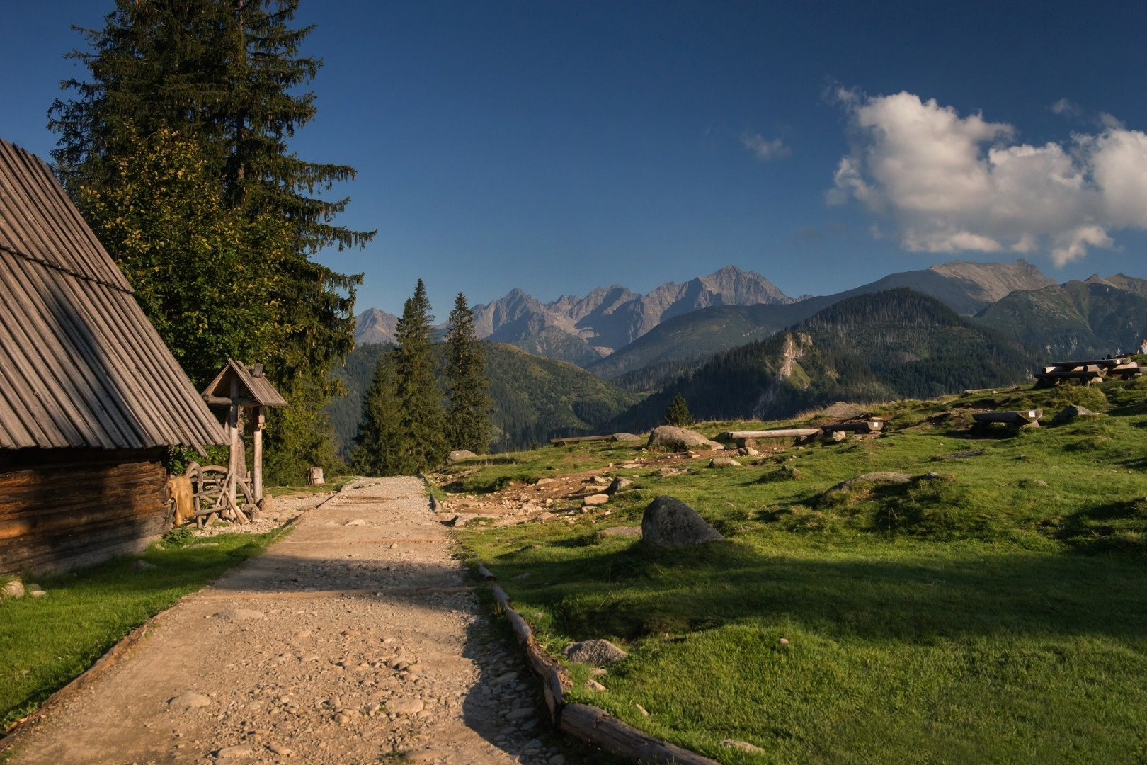 Trekking Holidays - Tatras for Begginers