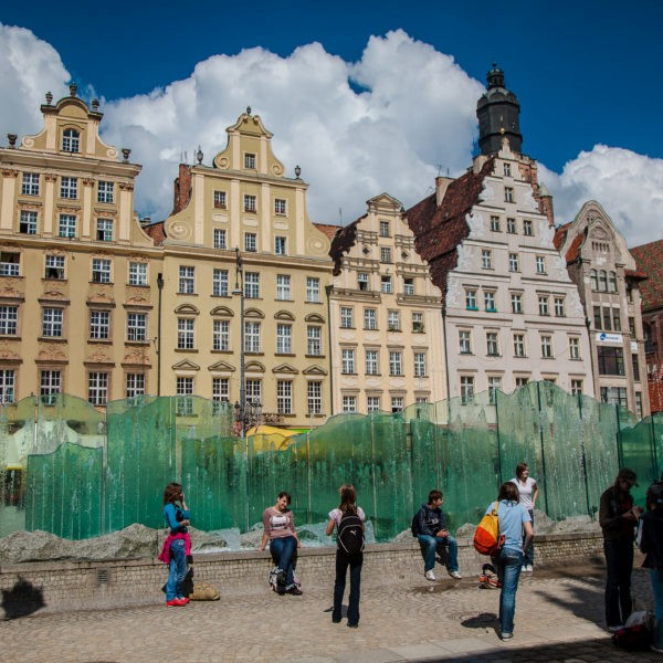 Wrocław Old Market Square