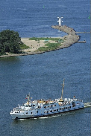 Charm of Wolin Island and its vicinity