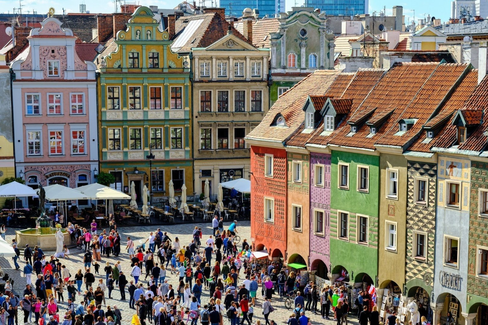 5 top Polish Old Towns by ITS DMC Poland