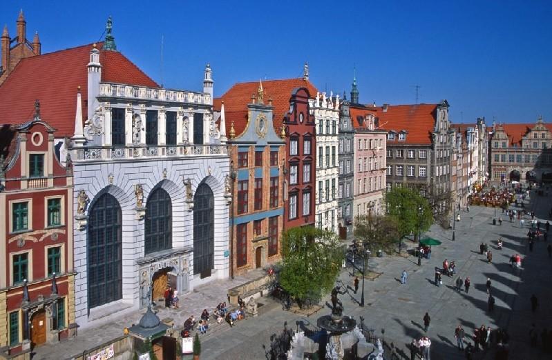School Trip to Tri-City (Gdańsk, Sopot, Gdynia)