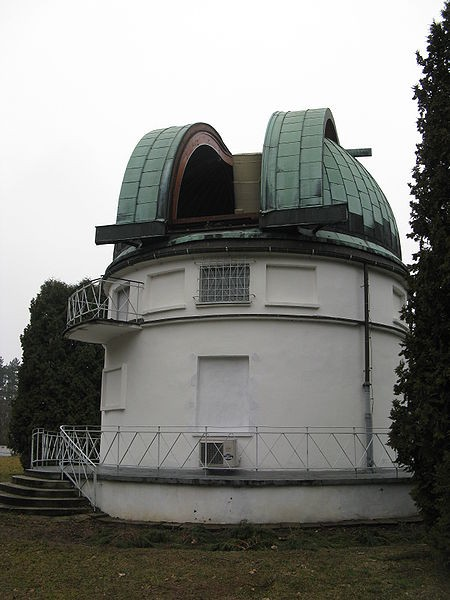 Astronomical Observatory in Piwnice