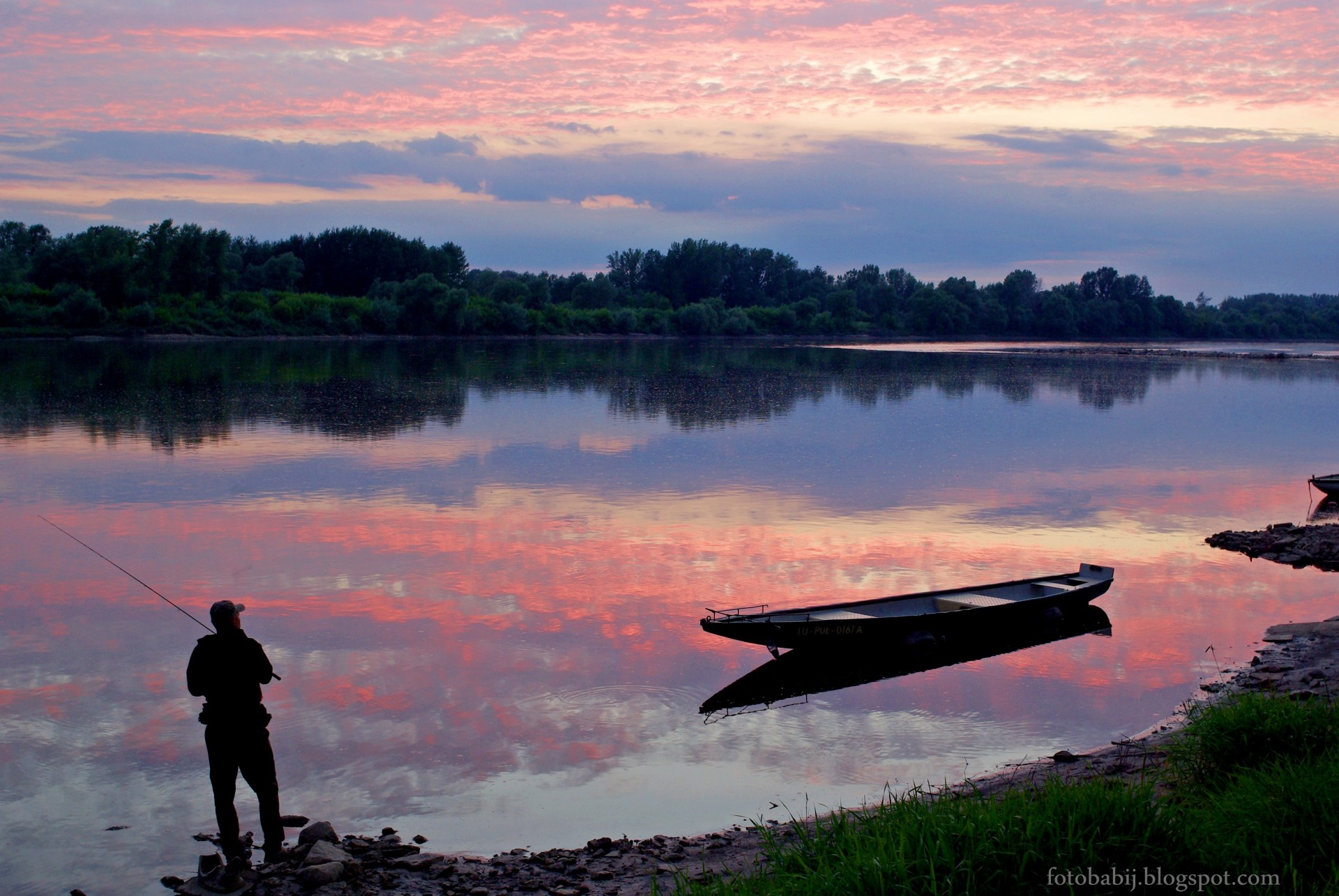 Fishing and hunting in Poland