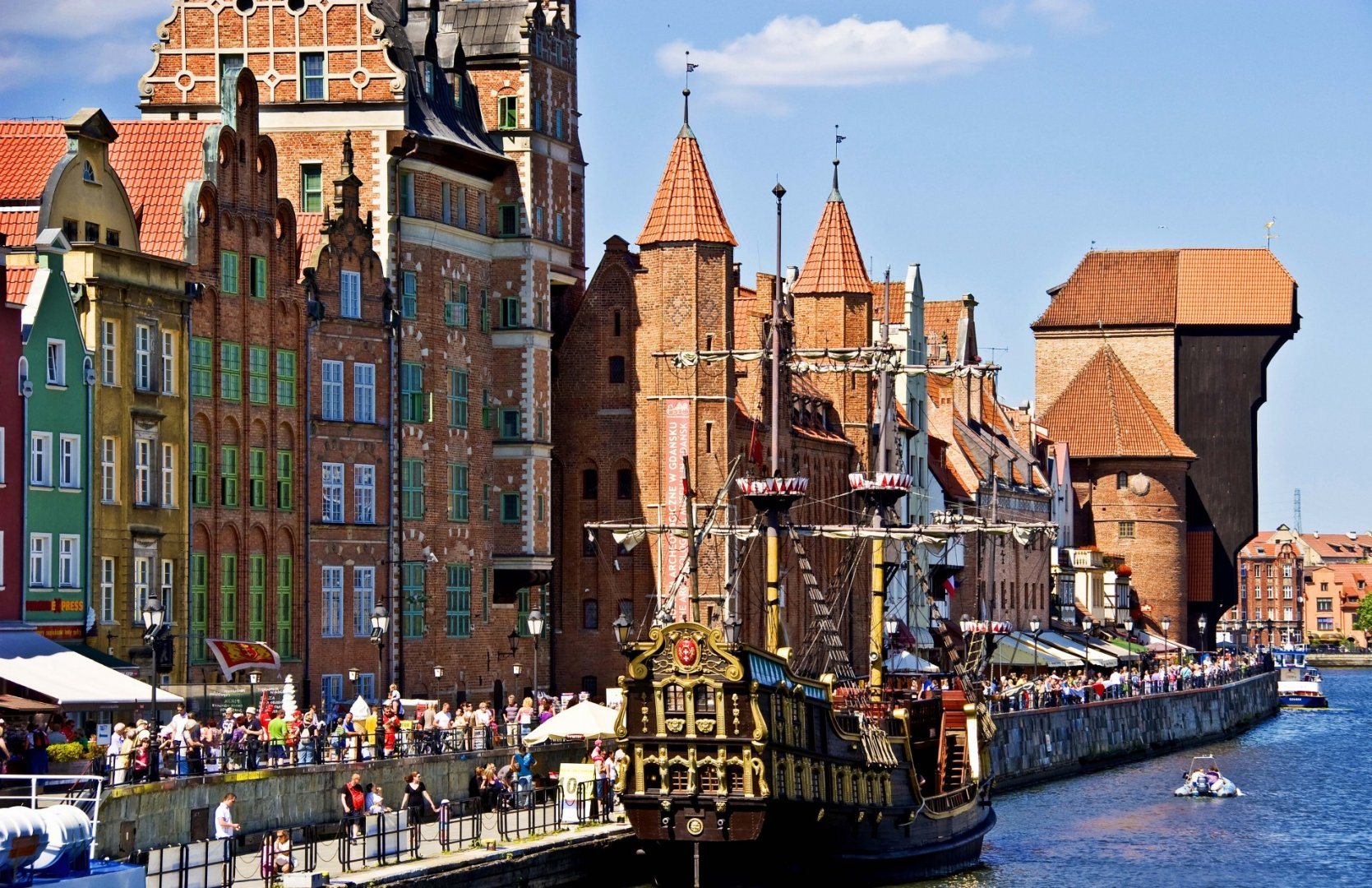 Gdańsk Area for the Beginners
